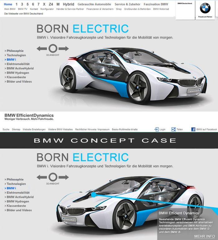BMW Concept Case