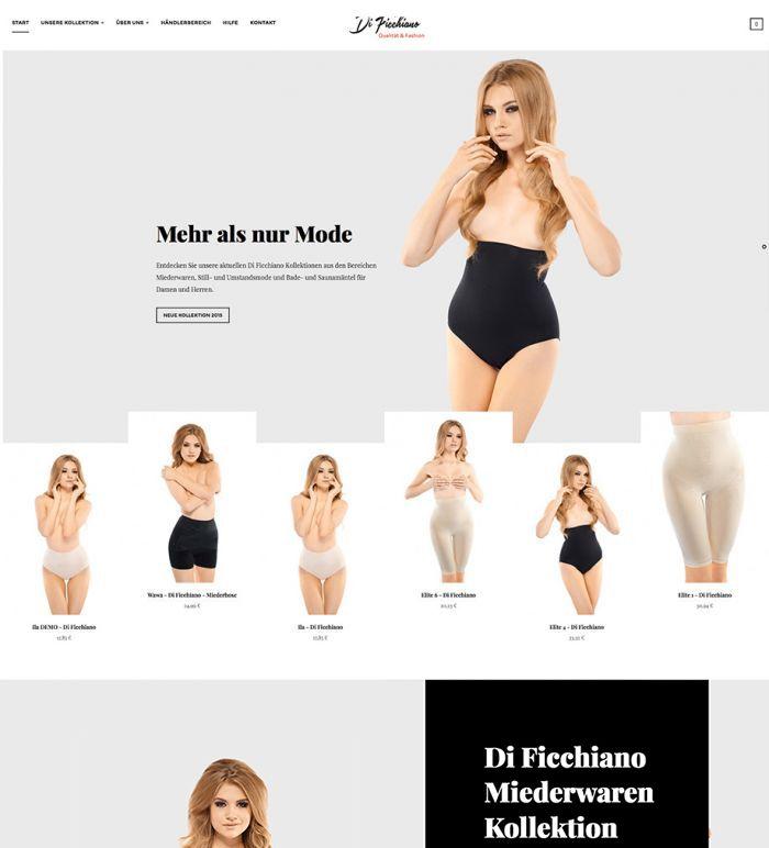 Di Ficchiano - Online Shop