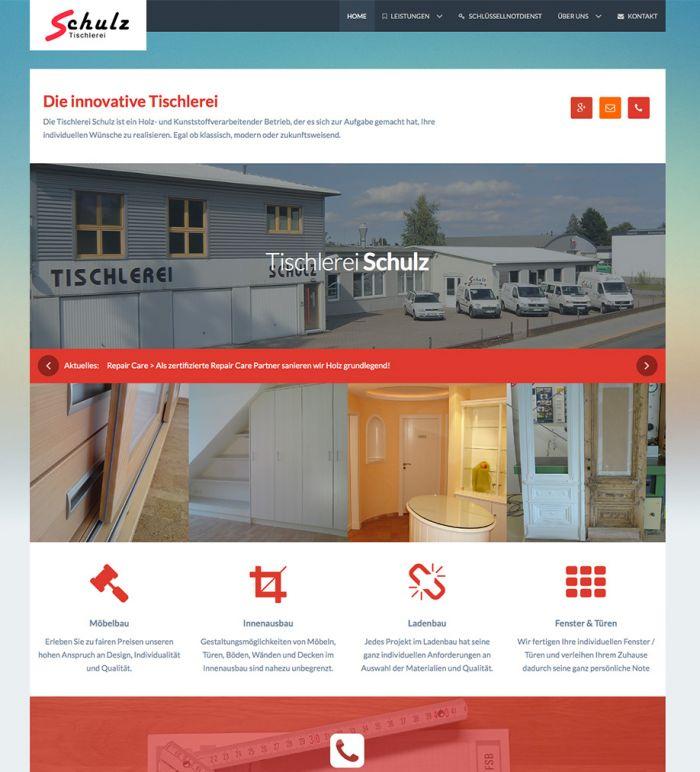 Tischlerei-Schulz.de - Die Tischlerei aus Nordfriesland