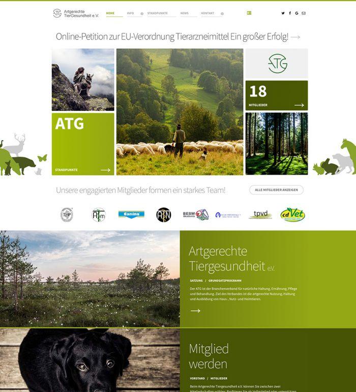 ATG - Artgerechte TierGesundheit e.V.