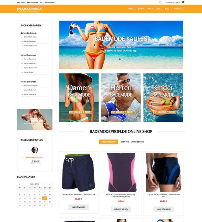 BademodeProfi.de - Online Shop
