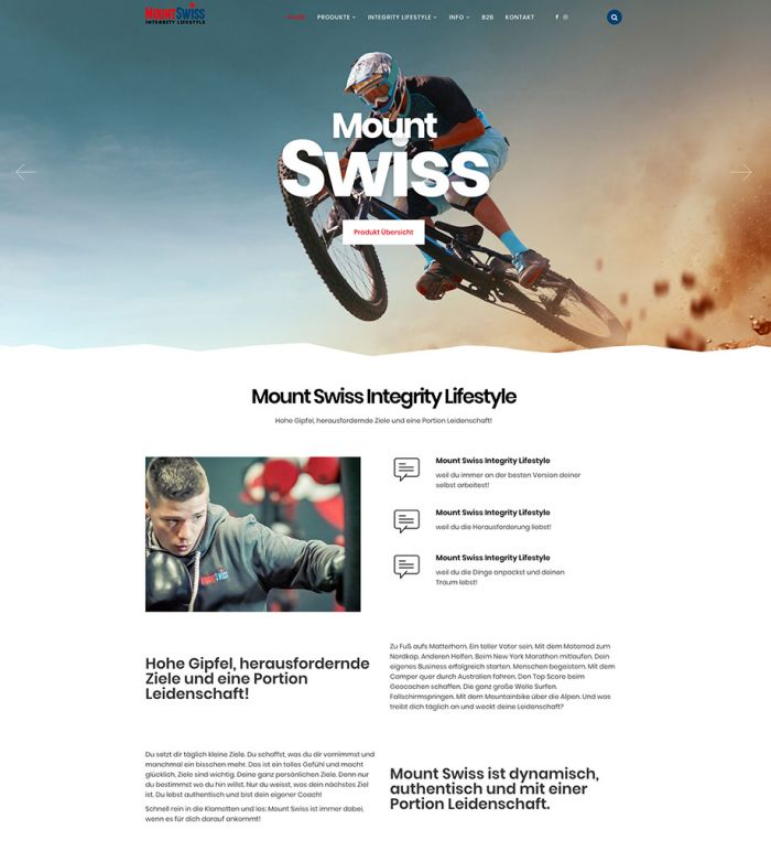 Mount Swiss - Fashion Brand - Integrity Lifestyle