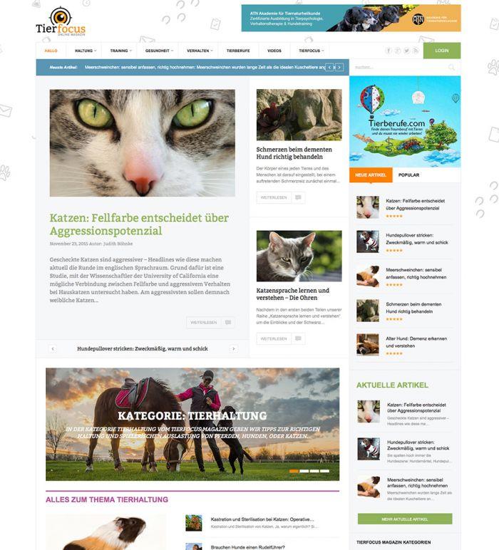 TierFocus.de - Online Magazin
