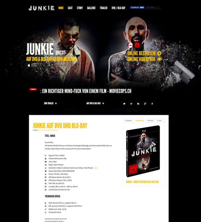Junkie - Der Film