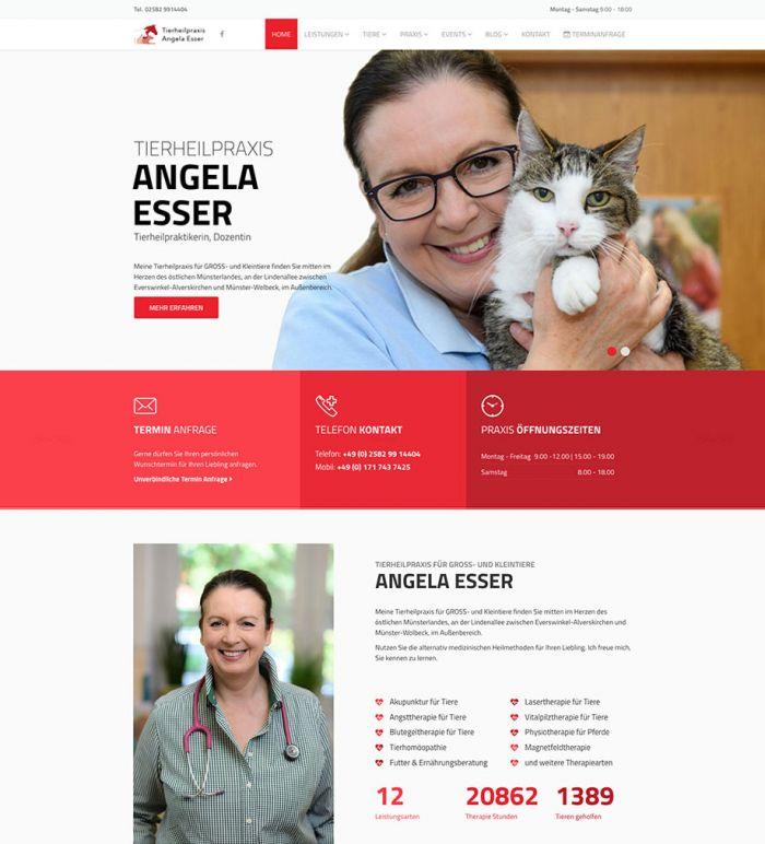 Tierheilpraxis für Groß- und Kleintiere Angela Esser