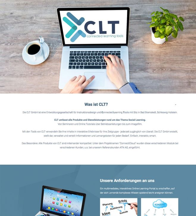 CLT GmbH - Connected Learning Tools